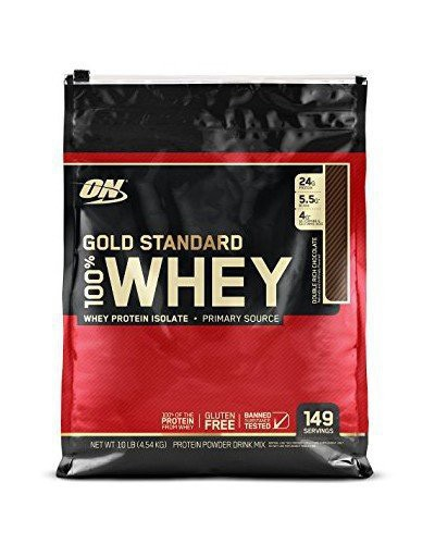 100% Whey Gold Standard (4540g)