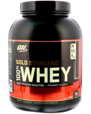 Optimum Nutrition, 100% Whey Gold Standard (2,27 кг)
