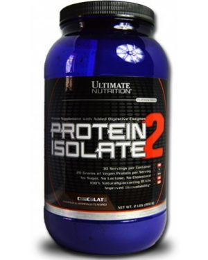 Protein Isolate 2 (907g)