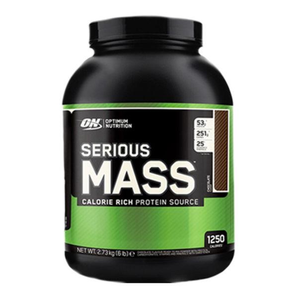 Serious Mass (2720g)