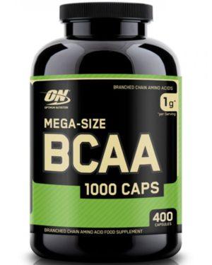 BCAA 1000 (400caps)