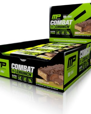 Combat XL Crunch Bar (12 батончиков)