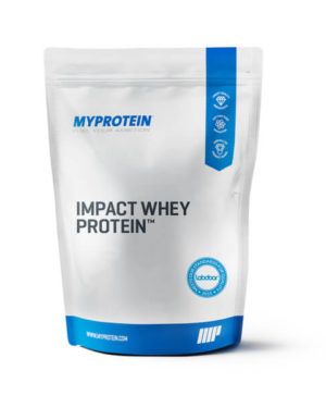 Impact Whey Protein 1kg (38 порций)