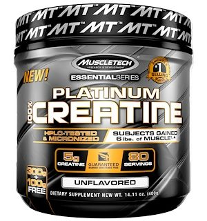 Platinum Creatine 400g (80 порций)