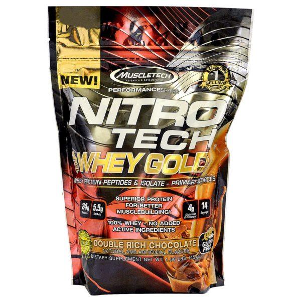 Nitro-Tech Whey Gold (454g)