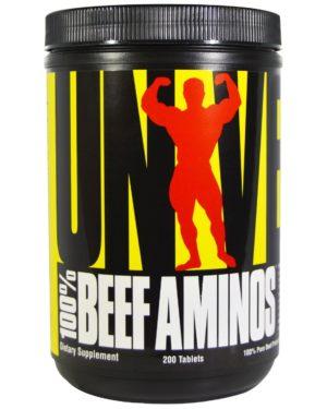 Beef Amino (400 таблеток)