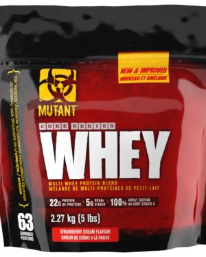 Mutant Whey (2270g)
