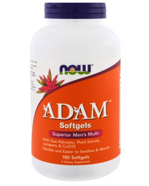 ADAM Superior Men`s multi (180 softgels)