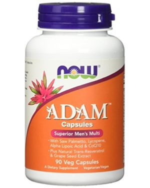 ADAM Superior Men`s multi (90 softgels)