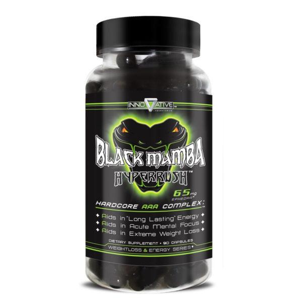 Black mamba 65 mg (90 caps)