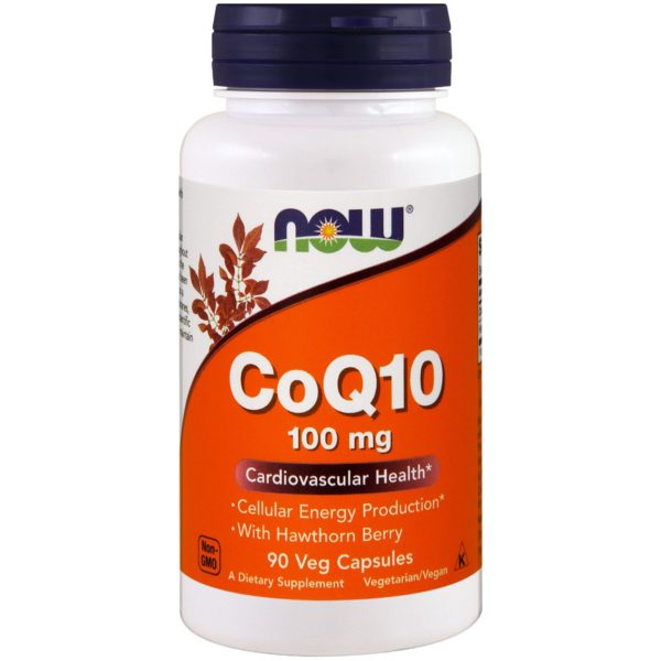 CoQ10 100mg (90Veg.Caps)
