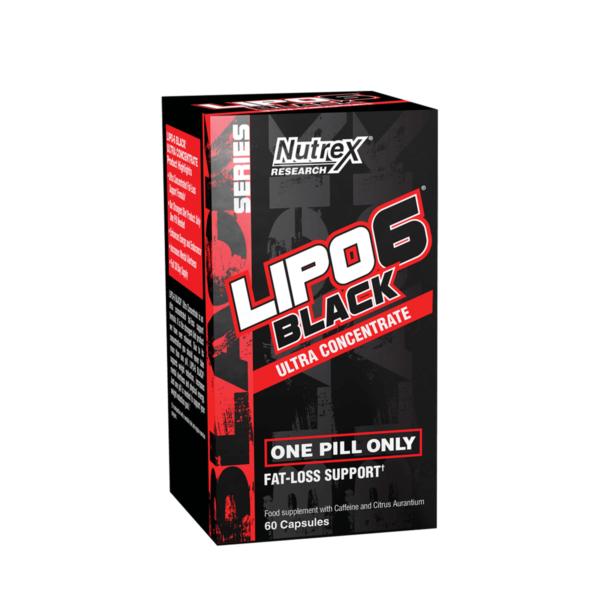 Lipo-6 Black Ultra Concentrate (60caps)