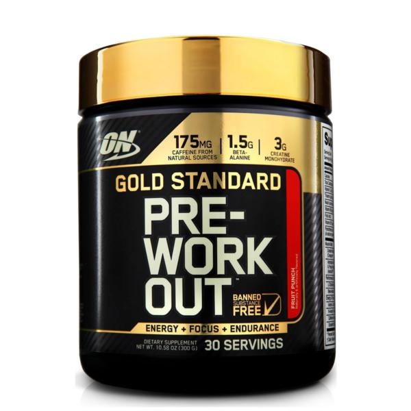Pre-workout 300g (30 порций)