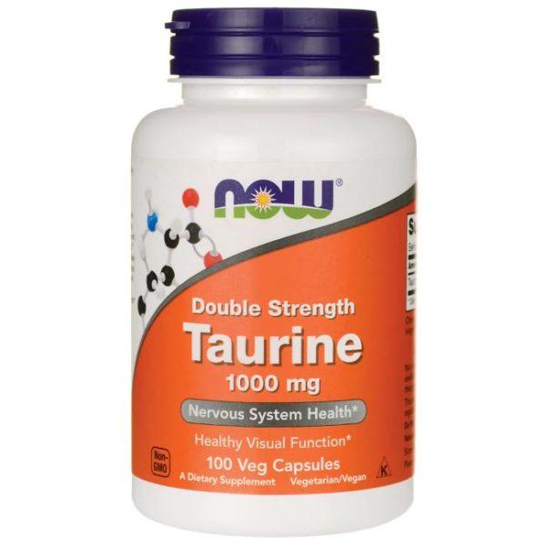 Taurine 1000 mg (100 caps)