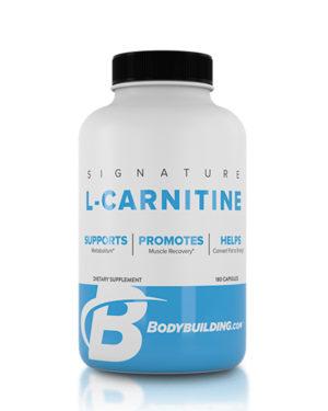 L-carnitine (180 caps)