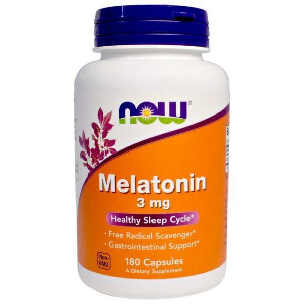 Melatonin 3mg (180caps)