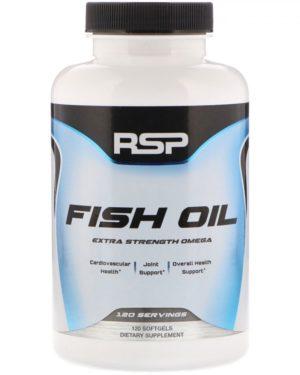 RSP Nutrition, Рыбий жир.