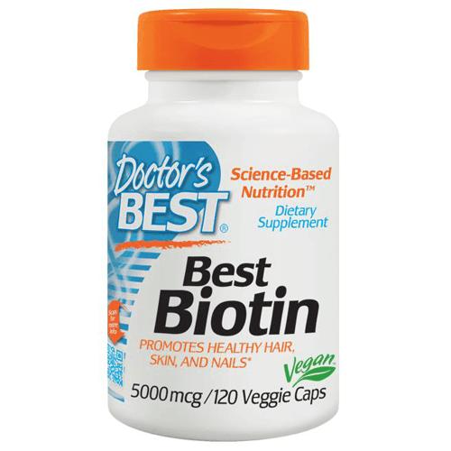 Biotin (120 veggie caps)