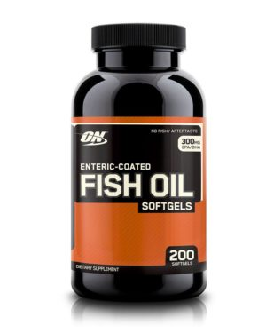 Fish oil (200 softgel)