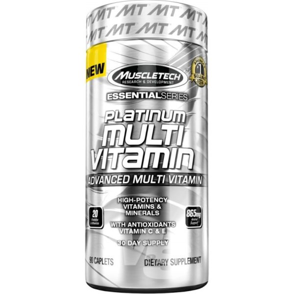Platinum multivitamin (90 tabs)