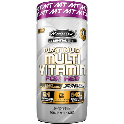 Platinum multivitamin (90 tabs) for her