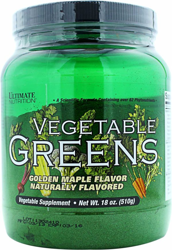 Vegetable Green 510g