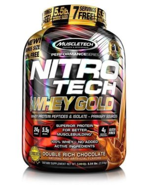 Nitro-Tech Whey Gold 2.5kg