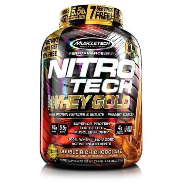 Nitro-Tech Whey Gold 2.5kg