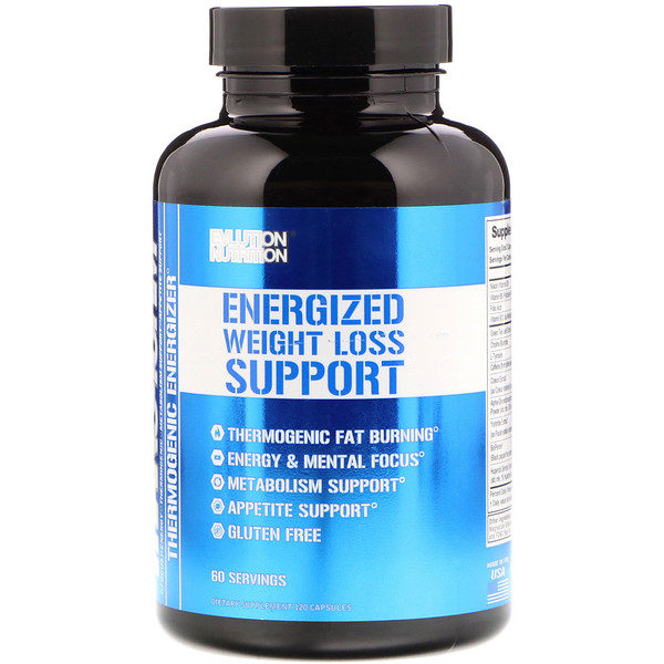 Energized Weight Loss Support