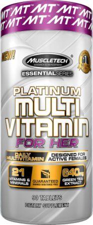 Platinum Multi-Vitamin for her (90 Таблеток)