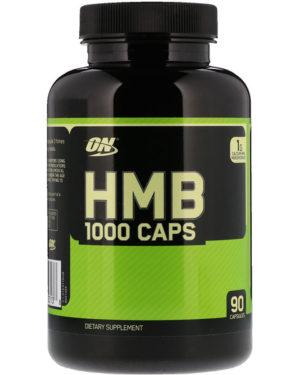 Optimum Nutrition, HMB 1000 Caps, 90 Capsules