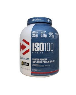 ISO100 (100% изолят сывороточного протеина,2,3кг)