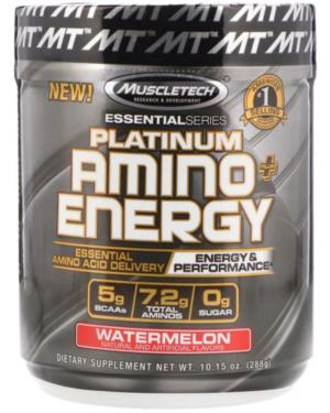 Platinum Amino + Energy
