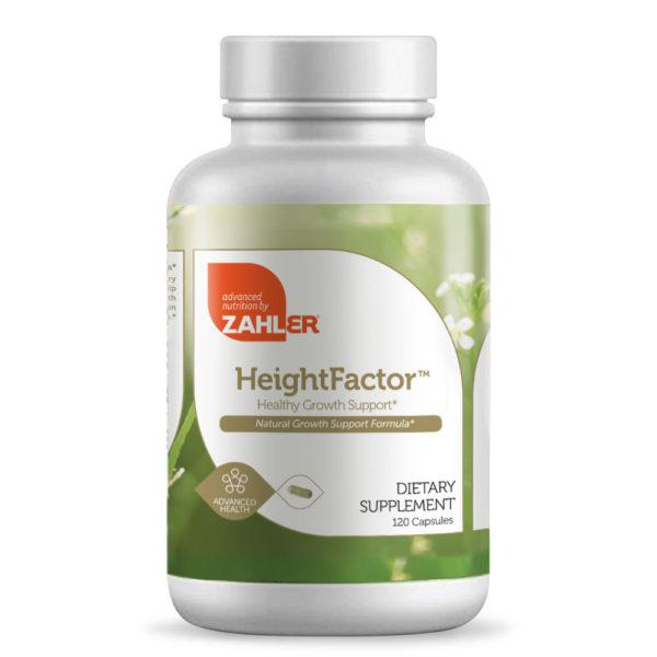 Height Factor (120 caps)