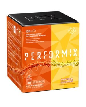 PERFORMIX ION V2X Pre-Workout