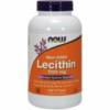 Now Foods, Лецитин из подсолнечника, 1200 мг