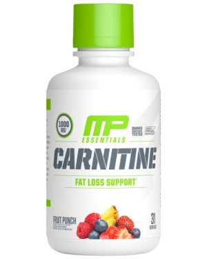 MusclePharm CARNITINE ESSENTIALS жидкость