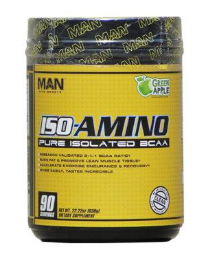 MAN Sports  ISO-AMINO (90 порций)