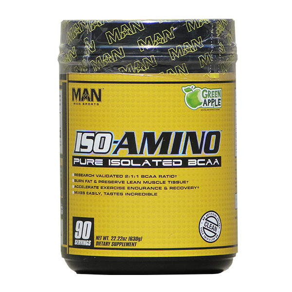 MAN Sports  ISO-AMINO (90 порций)
