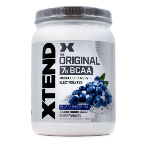 Scivation Xtend Original 7g BCAA 50 порций