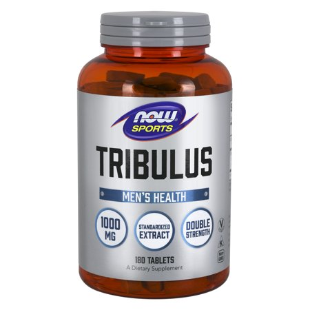NOW Foods Tribulus 1000mg 45% 180 Tablets