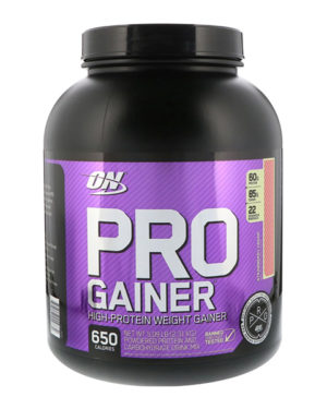 Optimum Nutrition, Pro Gainer  5.09 lbs (2.31 kg)