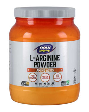 Now Foods,  порошок L-аргинина, 1 кг (2,2 фунта)