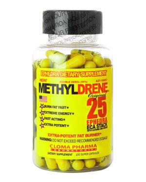 Cloma Pharm  METHYLDRENE (100 КАПС)