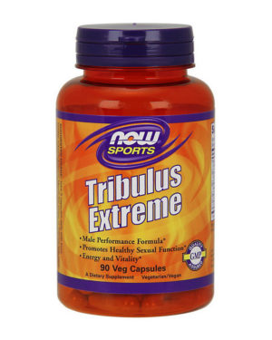 Now Foods, Sports, Tribulus Extreme, 90-капсульные капсулы