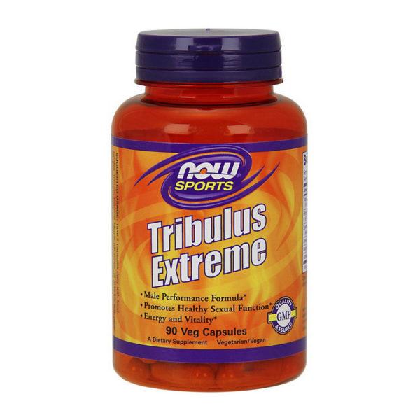 Now Foods, Sports, Tribulus Extreme, 90-капсульные капсулы