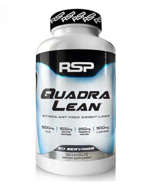 RSP Nutrition, Quadra Lean, 150 Capsules