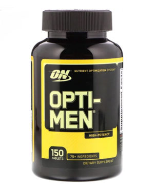 Optimum Nutrition Opti-Men, 150 Таблеток