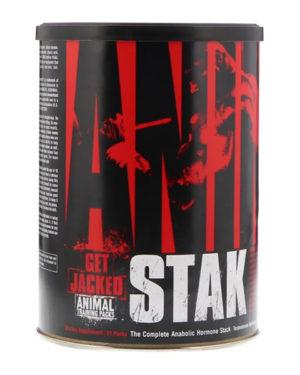 Animal Stak, оптимизаторы тестостерона, 21 пакетик