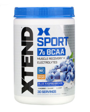 Scivation, Xtend Sport (BCAA), 345 г (12,2 унции)